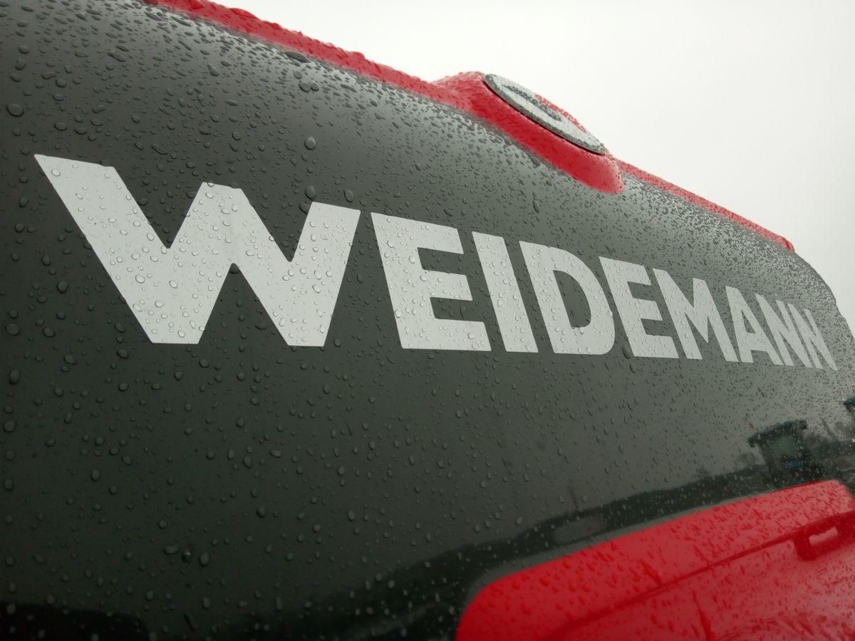 Завод Weidemann: погрузчики эксклюзивной комплектации в промышленных масштабах