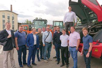 Менеджеры компании «ТРИА» прошли обучение у экспертов компании Weidemann