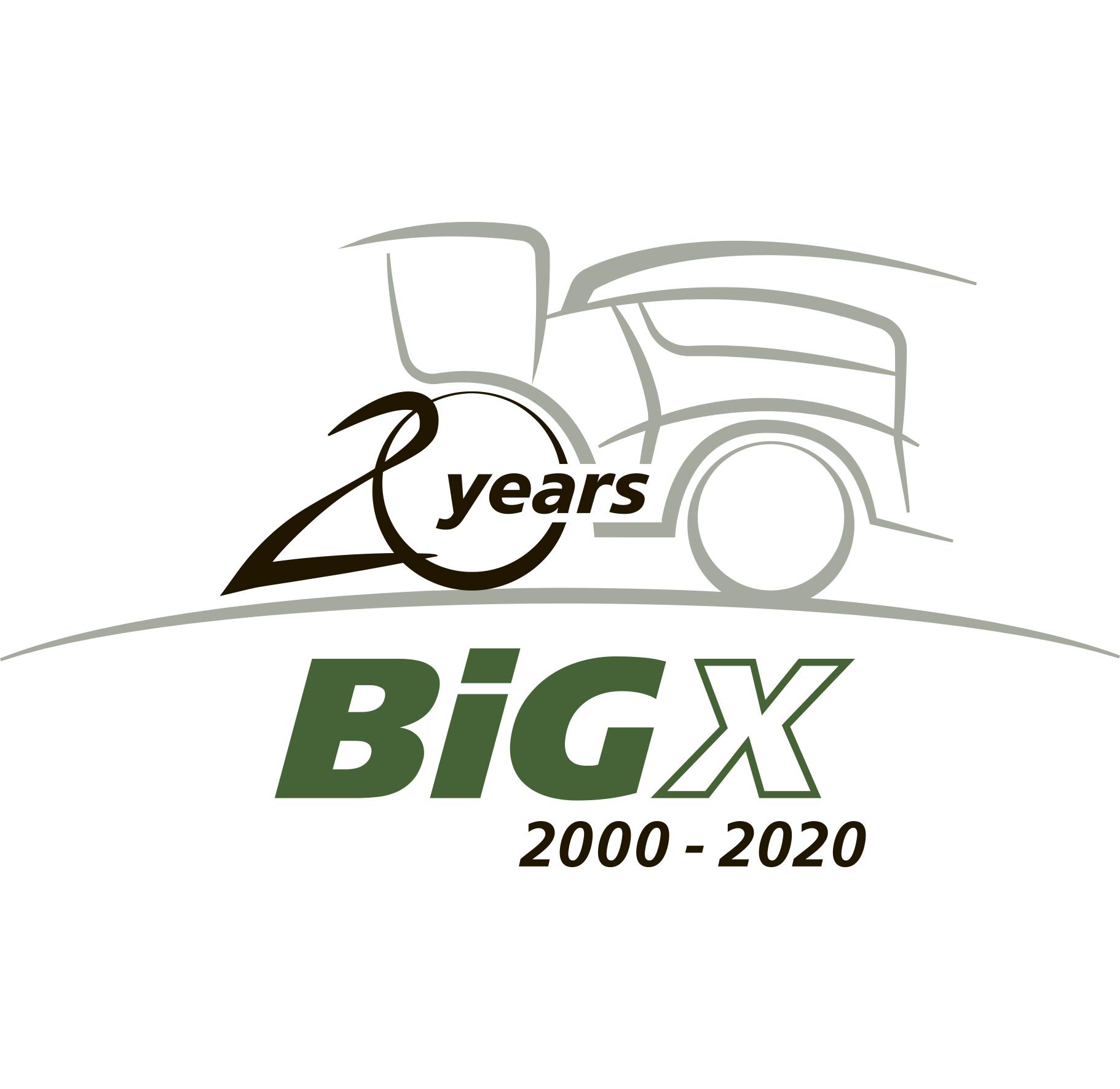 20 лет Krone Big X